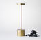 table lamp / contemporary / anodized aluminum / wireless