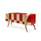 sideboard with long legs / classic / wooden