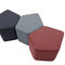 contemporary pouf / fabric / for public buildings / for hotels