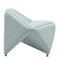 original design armchair / fabric / customizable color / for public buildings