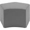 contemporary pouf / fabric / modular / with removable cover
