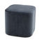 contemporary pouf / fabric / square / for hotels