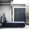 contemporary day-bed / fabric / indoor / home