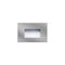 recessed wall light fixture