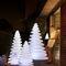 floor-standing lamp / original design / polyethylene / outdoor