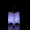 floor-standing lamp / original design / thermoplastic / outdoor