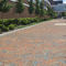 terracotta paver / drive-over / textured / for public spaces