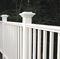 PVC railing