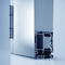 aluminum door profile / security / thermally-insulated / acoustic
