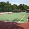 polyurethane-coated sports flooring / epoxy / for outdoor use / indoor