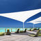 UV-resistant shade sail / commercial / triangular / rectangular