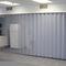 folding partition / aluminum / professional