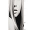 beauty product display rack / glass / panel / for hairdressers