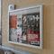 wall-mounted display panel
