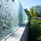 structural glass panel / laminated / patterned / for facade