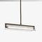 pendant lamp / contemporary / glass