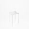 contemporary table / glass / rectangular / by Studio Nendo