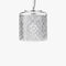 pendant lamp / contemporary / glass