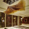 contemporary chandelier / crystal / plastic / LED