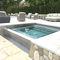 custom swimming pool-spa
