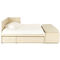 extendable bed / single / contemporary / with headboardETERNITY 3Nonjetable