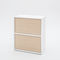 low filing cabinet / MDF / with drawers / contemporary
