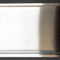 wall-mounted shelf / contemporary / stainless steel / bathroom