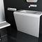 free-standing washbasin