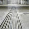 stainless steel drainage channel / slot / for parking lots