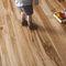 solid parquet floor
