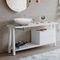 free-standing washbasin cabinet
