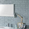 composite decorative panel / wall-mounted / bathroom / 3D