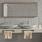 countertop washbasin / oval / composite / contemporary
