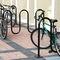 steel bike rack / for public spaces