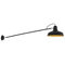 industrial style wall light / aluminum / LED / compact fluorescent
