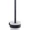 glass toilet brush holder / wall-mounted