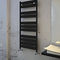 hot water towel radiator / electric / aluminum / contemporary