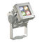 RGB LED floodlight / for public spaces