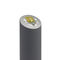security bollard / access control / galvanized steel / stainless steel
