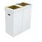 recycling bin / cardboard / contemporary