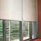 roller blind fabric / solar protection / plain / fiberglass