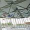 partitions and false ceiling textile / plain / fiberglass / acoustic