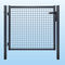 electro-welded steel garden gate