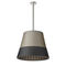 pendant lamp / contemporary / aluminum / stainless steel