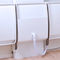 plastic changing table / horizontal / commercial / with bath