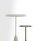 table lamp / contemporary / aluminum / polycarbonate