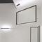 floor-standing lamp / contemporary / aluminum / polycarbonate