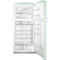 double door refrigerator-freezer / colored / energy-efficient / EU Energy label