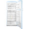 double door refrigerator-freezer / colored / energy-efficient / EU Energy label