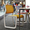 contemporary chair / upholstered / with armrests / stackableNEWSONKnoll